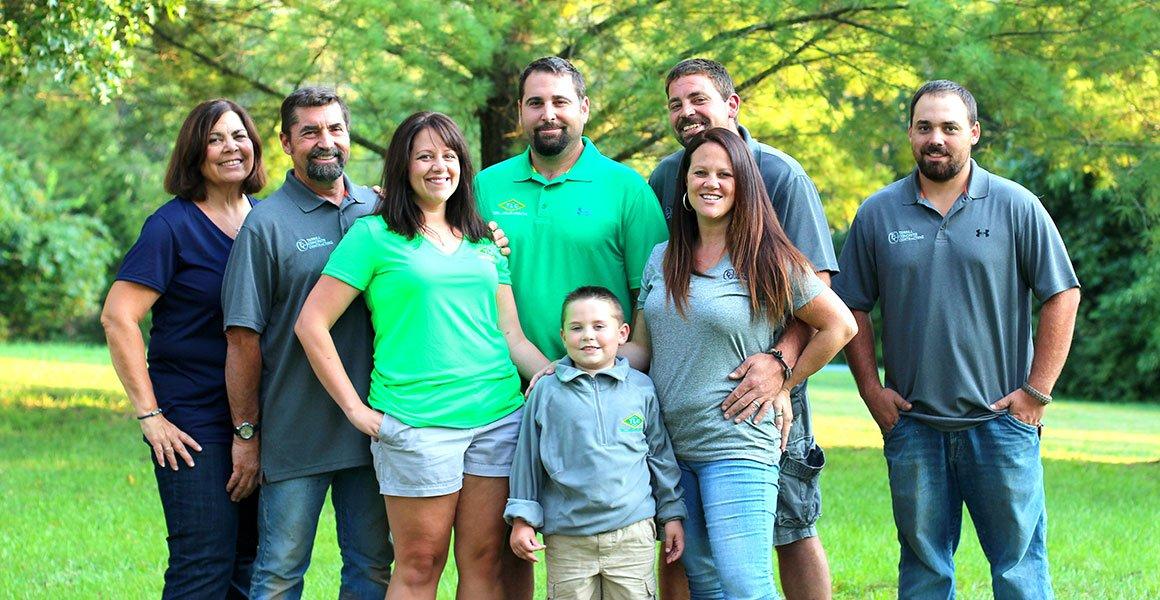 Terrill Landscape Family